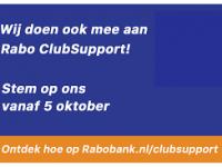 Rabo Club Support: stem op Dorpsfeest Zaamslag!